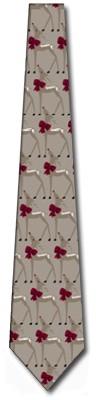 Reindeer Repeat Necktie