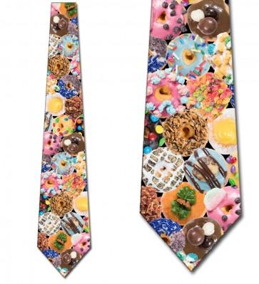 The Donut Shop Necktie