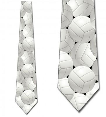 Volleyball Time Necktie