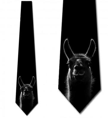 Llama Necktie