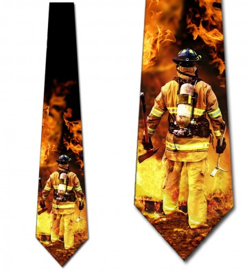 Backdraft Necktie