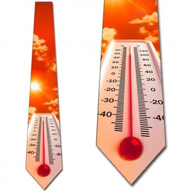 Climate Change - Hot Necktie