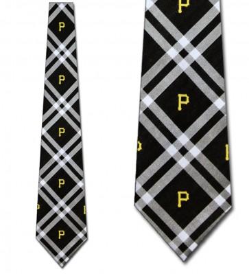 MLB Pittsburgh Pirates Rhodes Necktie