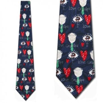 I love Grampa Necktie