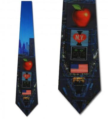 Times Square Necktie