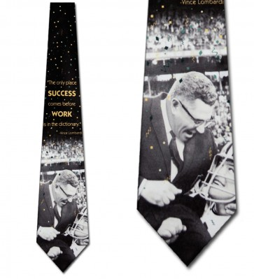 Vince Lombardi Success Necktie