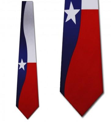 Texas Flag Necktie