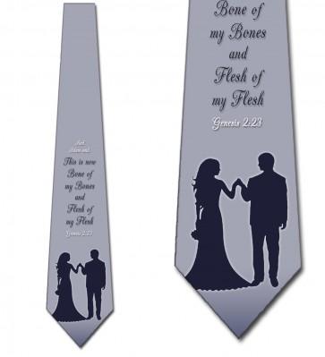 Bone of My Bones Necktie