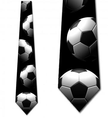 Soccer Repeat Necktie