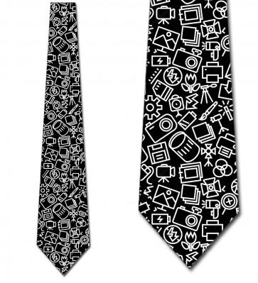 Photography Icons Necktie