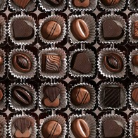 Valentine's Day Chocolates Necktie