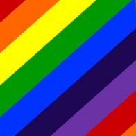 LGBTQ Pride Flag Necktie
