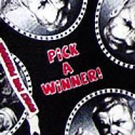 Three Stooges Pick a Winner Necktie