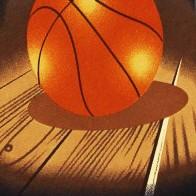 Basketball Bounce Necktie
