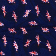 United Kingdom Flag Allover Necktie