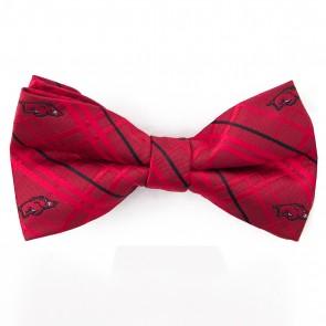 Arkansas Razorbacks Oxford Bow Tie