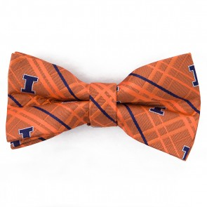 Illinois Oxford Bow Tie