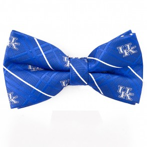 Kentucky Wildcats Oxford Bow Tie