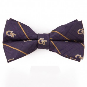 Georgia Tech Yellow Jackets Oxford Bow Tie