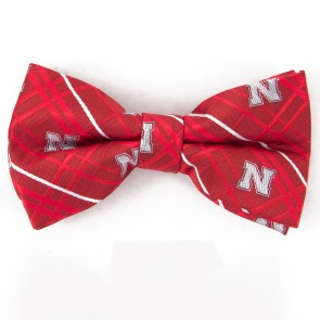 Nebraska Cornhuskers Oxford Bow Tie