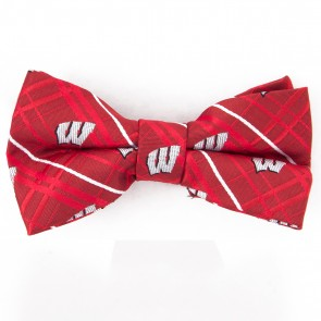 Wisconsin Badgers Oxford Bow Tie