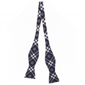 Dallas Cowboys Self Tie Bow Tie
