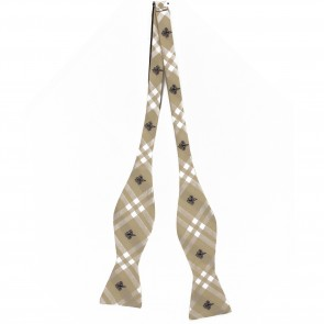 New Orleans Saints Self Tie Bow Tie