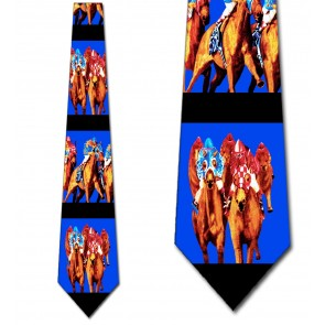 Off to the Races II Necktie