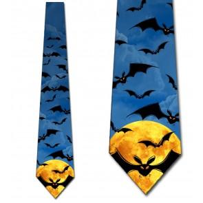 Flying Halloween Bats