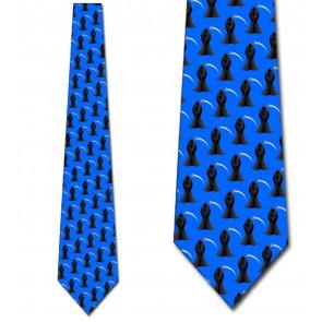 Grim Reaper Repeat - Blue Necktie