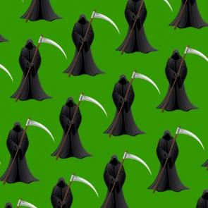 Grim Reaper Repeat - Green Necktie