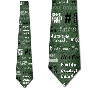Number One Coach - Green