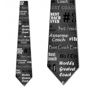 Number One Coach - Black