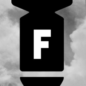 F-Bomb - Black and White Sky