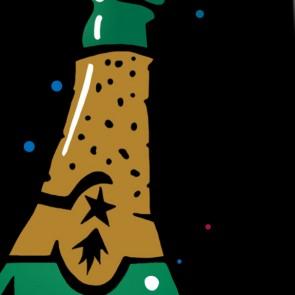 Champagne Celebration Necktie
