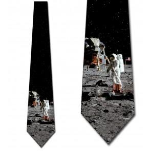 Lunar Landing Necktie