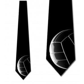 High Contrast Volleyball Single Necktie