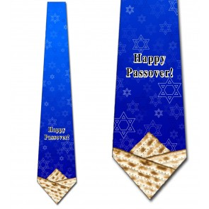 Happy Passover Necktie