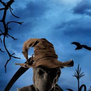 Midnight Scarecrow Necktie