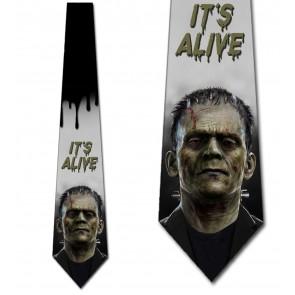 Frankenstein's Monster - It's Alive Necktie