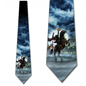 Sleepy Hollow - Headless Horseman Necktie