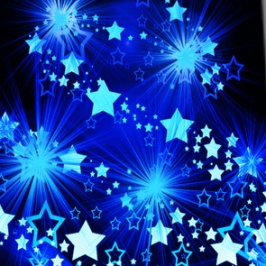 O, Christmas Tree -  Winter Blue Necktie