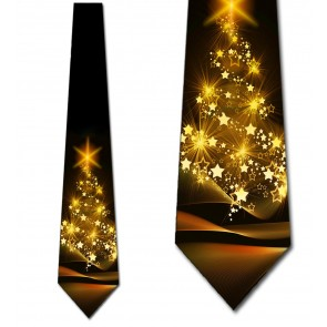 O, Christmas Tree - Gold Necktie