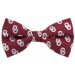 Oklahoma Sooners Bow Tie