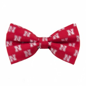 Nebraska Cornhuskers Bow Tie