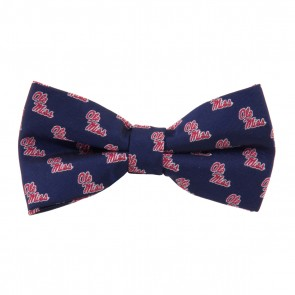 Mississippi Rebels Bow Tie