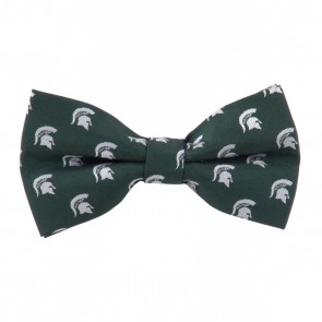 Michigan State Spartans Bow Tie