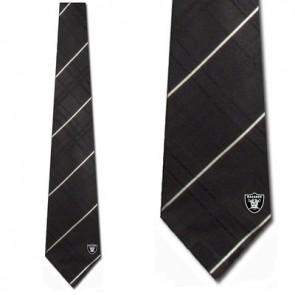 NFL Oakland Raiders Oxford Necktie