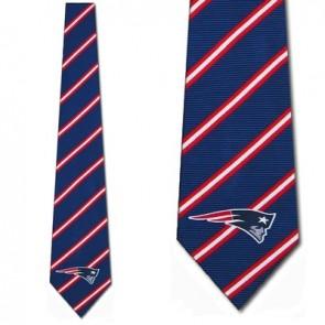 NFL New England Patriots Stripe II Necktie