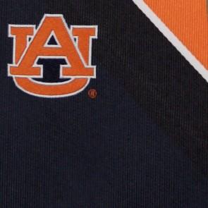 Auburn Tigers Grid Necktie